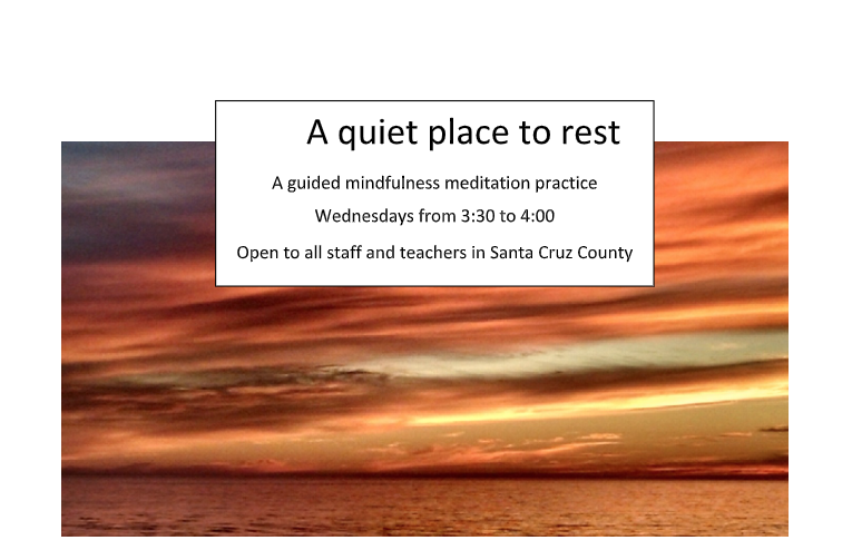 Mindfulness event featured image